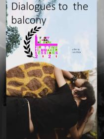 Dialogues to the balcony. Poster
