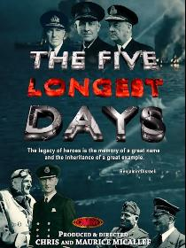 THE FIVE LONGEST DAYS Poster