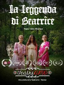 The legend of Beatrice Poster