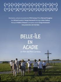 BELLE-ILE IN ACADIE Poster