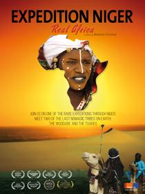 Expedition Niger - Real Africa Poster