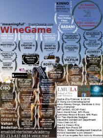 WineGame Poster