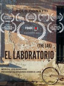 El Laboratorio (The Lab) Poster