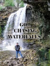 GO! CHASING WATERFALLS! Poster